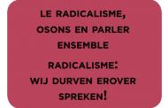 Réunion sur le radicalisme 25/11/2015 19h